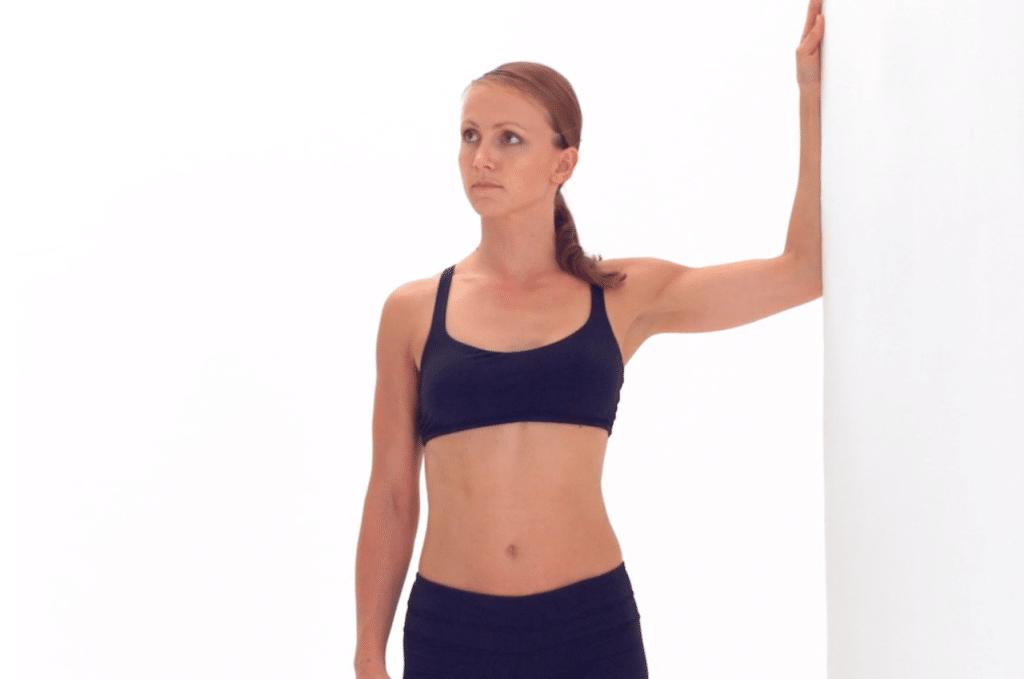 pectoralis stretch