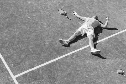 Tennis Player Bodywell