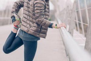 Girl Stretching Bodywell